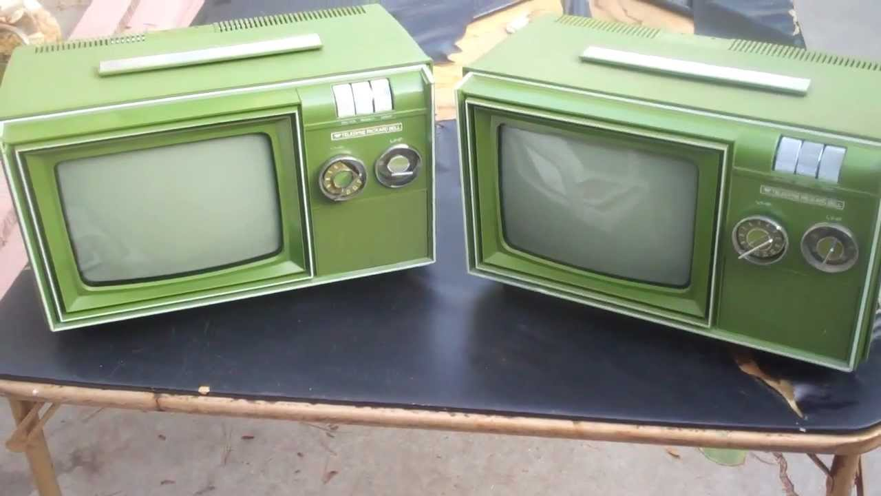 Vintage Tube Television Vertical Output Transformer Diagnosis and  Substitution Replacment