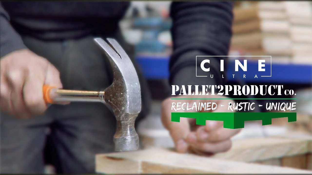 Pallet2product Co. | Promotional Video
