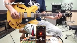 Tokai ES210/VNT with VEMURAM Galea