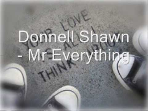 Donnell Shawn - Mr Everything
