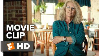 Halloween Movie Clip - Documentary Crew Meets with Laurie Strode (2018) | Movieclips Coming Soon