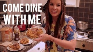 HOW TO MAKE FRIENDS - WITH COME DINE WITH ME