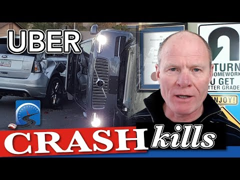 Self Driving Uber Car Kills Pedestrian in United States | A Commentary