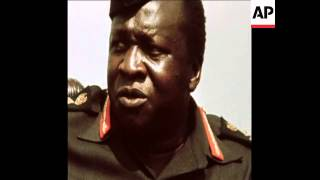Gambar cover SYND 10-8-72 UGANDAN PRESIDENT, IDI AMIN, MAKES CLEAR HIS DECISION TO EXPELL ASIANS
