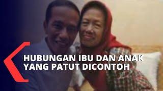 Wapres Ma'ruf: Hubungan Ibu dan Anak Jokowi dan Almarhumah Patut Dicontoh