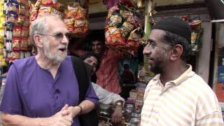 Buying Indian Clothes with Darrol Bryant