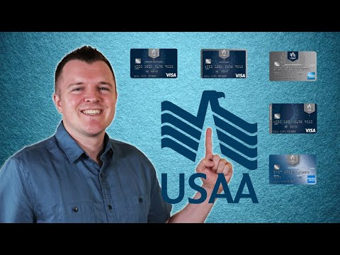 USAA Credit Cards - Which Is Best For You?