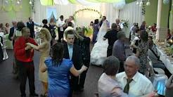 Fragment zabawy weselnej Dębno