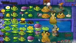 Plantas Vs Zombies - Mini Juegos - Semil...