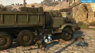 Как получить телепорт в Metal Gear Solid 5