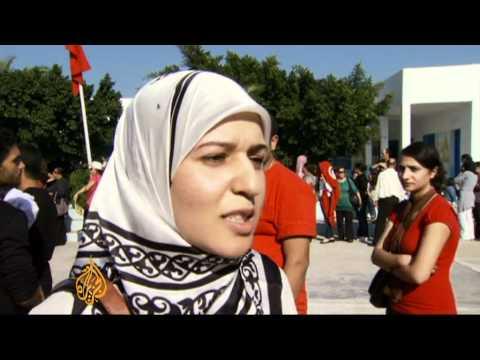 Elections a test of Tunisia's character