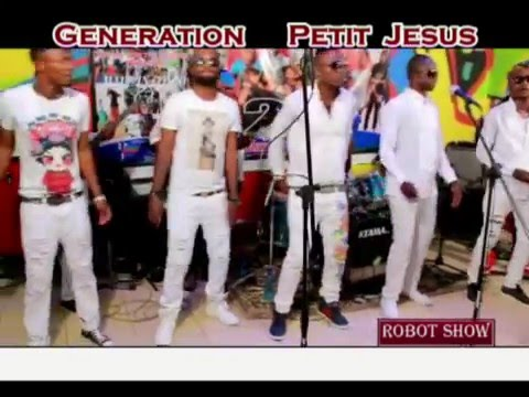 Generation Petit Jesus Live On 03 April 2016 Chez Petit Jesus Promote By Studio Robot Image Hdv