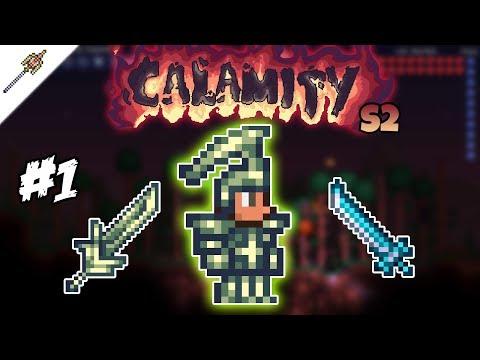 Wulfrum Equipment! Calamity Mod ||Season 2 - Episode 1||