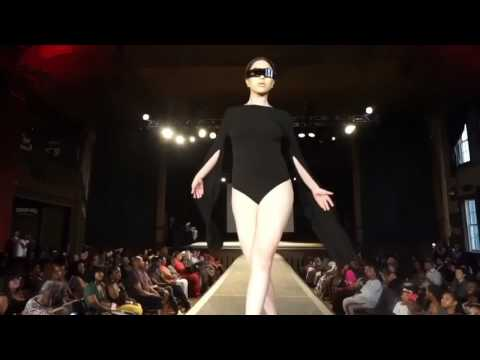 Designer Merocki at Walk Fashion Show Milwaukee edition