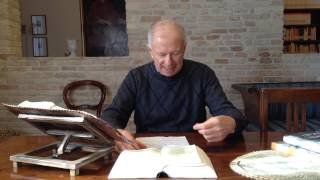 Alberto Maggi 11 gennaio 2015 BATTESIMO DI GESU