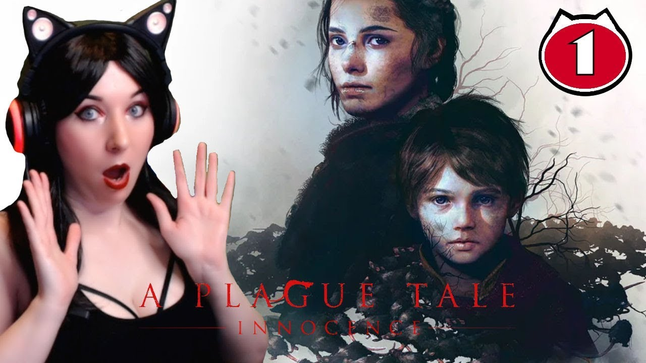 OMG This Game Is AMAZING! -  A Plague Tale: Innocence Gameplay Walkthrough Part 1