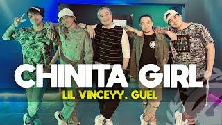 Download lagu CHINITA GIRL by Lil Vinceyy ft Guel | Zumba | PPop | TML Crew Fritz Tibay