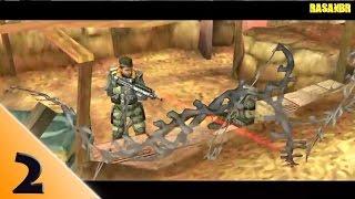 Killzone - Liberation [PSP] walkthrough part 2