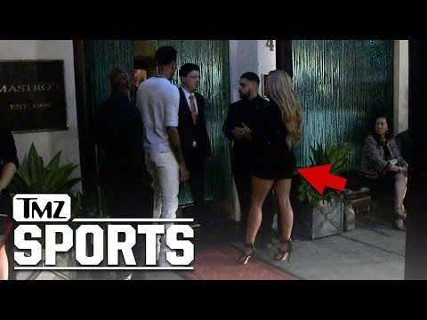 Dejounte Murray's GF, Too Scantily Dressed for Mastro's Steakhouse | TMZ Sports from YouTube · Duration:  2 minutes 20 seconds