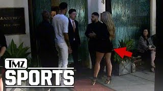 Dejounte Murray's GF, Too Scantily Dressed for Mastro's Steakhouse | TMZ Sports