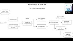 Amortization of Accruals - Prepaid Expenses