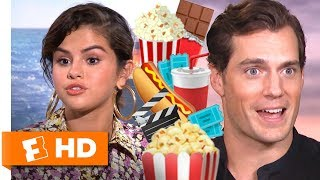 How Celebrities Go to the Movies - PART 2 | Fandango All Access