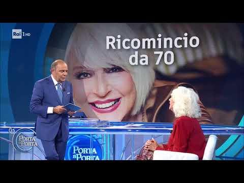 Loretta Goggi Story: '70 anni ma non li dimostro, così dicono...' - Porta a porta 29/09/2020
