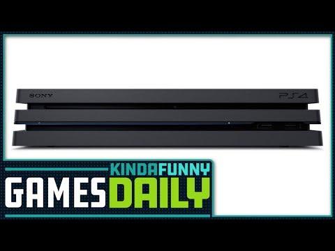 PS5 Rumors! - Kinda Funny Games Daily 04.11.18