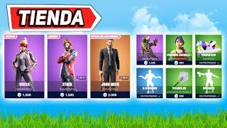 *NEW SKINS FUTURISTAS* JOHN WICK STORE FORTNITE May 19