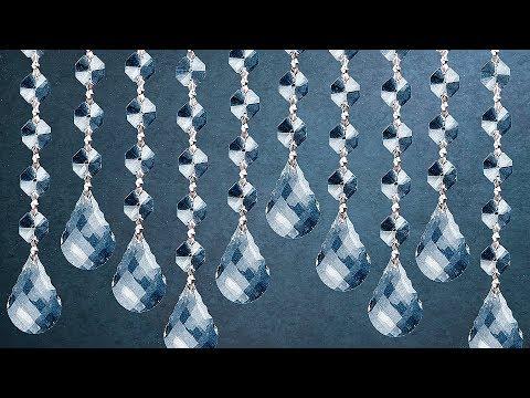 Ideen Mit Herz   Glaskunst Koppen   DIY Deko Glasketten Für Fensterbilder,  Kronleuchter U.v.m.