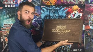 LOOK at What KONAMI Sent Us! | Super Special Limited Edition YuGiOh Crate Opening! OH BABY!!