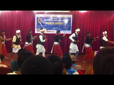Indigenous film festival 2016 in Nepal majhi dance