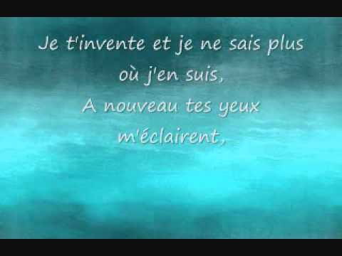Mon Coeur Te Dit Je T'aime with Lyrics