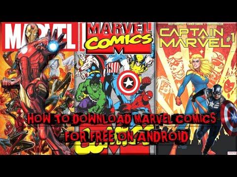 How To Download Marvel Comics On Android For Free
