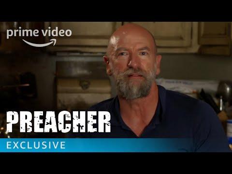Preacher Season 2 Episode 2  Behind the s  Prime Video