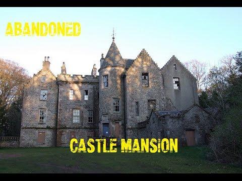 Abandoned Castle Style Mansion!! 16th Century ---- Scotland