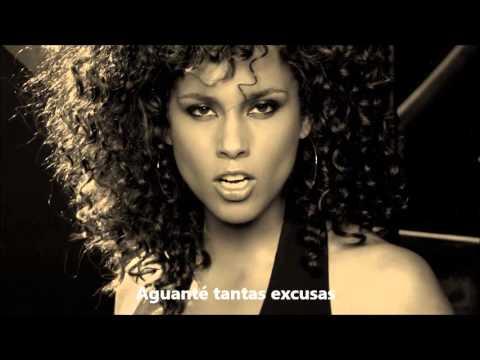 Alicia Keys. Brand New Me (Subtitulada)