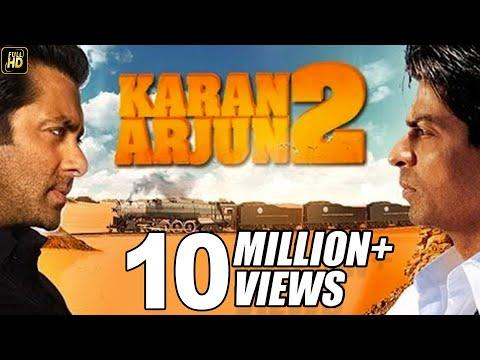 Karan Arjun 2 Official Trailer 2015 | Salman Khan, Shahrukh Khan, Kajol, Katrina Kaif