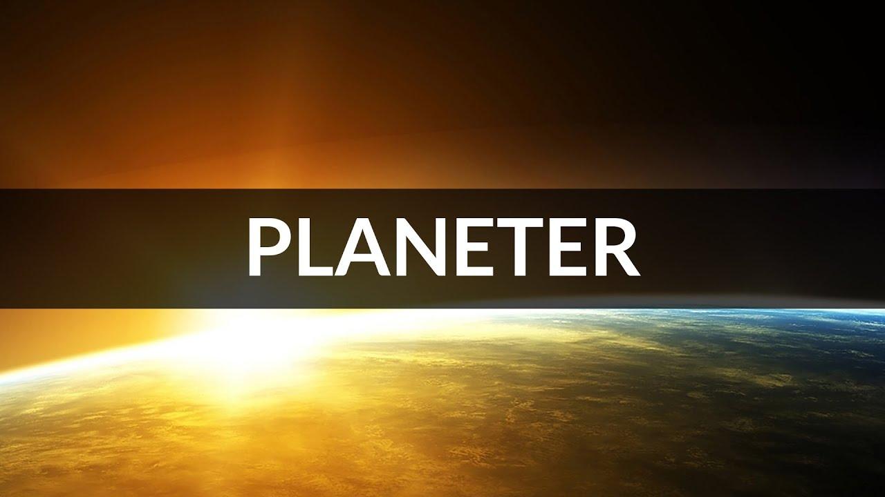 Planeter - Rummet og vores solsystem - Natur og teknologi på hovedet - NTPH