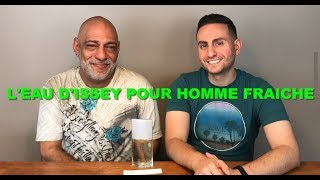 Issey Miyake L'Eau d'Issey Pour Homme Fraiche (2016) REVIEW with Redolessence + GIVEAWAY (CLOSED)
