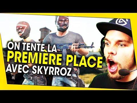 ON TENTE LA PREMIÈRE PLACE AVEC SKYRROZ !