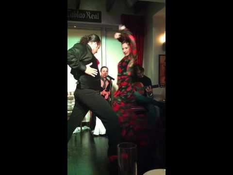 Flamenco Dinner Show @ The Spaniard Tapas in Boca
