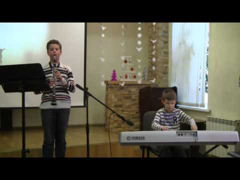 Neva Church - Christmas Concert (Petty Boys Duet)