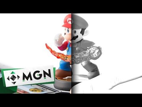 Amiibos: Lo bueno y lo malo | MGN en español (@MGNesp)