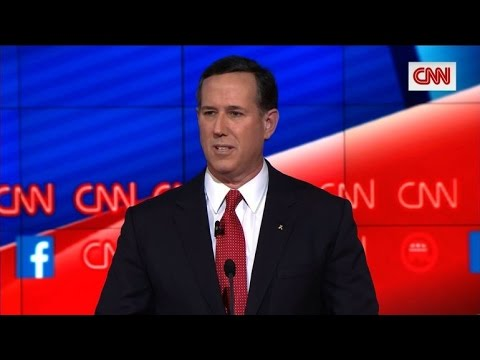 Rick Santorum: Give Immigrant Kids The