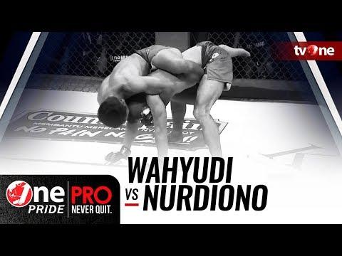 [HD] Wahyudi vs Nurdiono - One Pride MMA - Bantamweight Ranking Fight