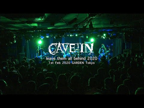 """Cave In Share Live Video of """"Moral Eclipse"""""""