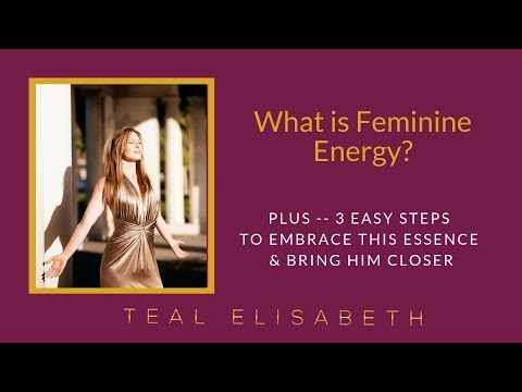 What is Feminine Energy?