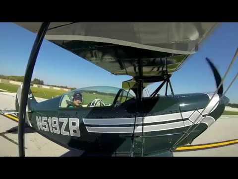 CAK Takeoff & Tailslide