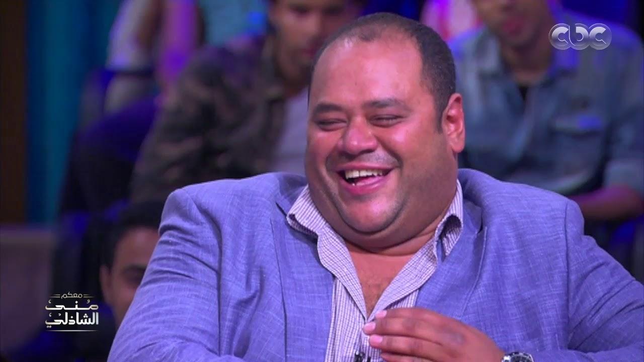 محمد ممدوح يحكي عن رد فعل زوجته على موقفه مع ريا مقدمة مهرجان الجونة